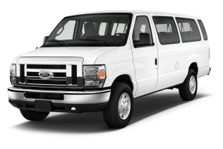 15 Passenger Van – Low Roof