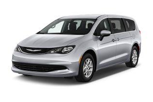 Minivan – 7 to 8 Passengers