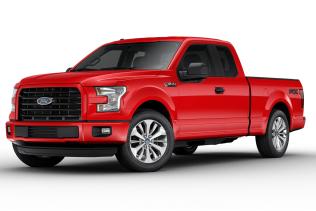 Pickup Truck – Ford F150