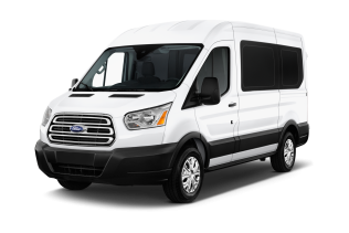 15 Passenger Van – High