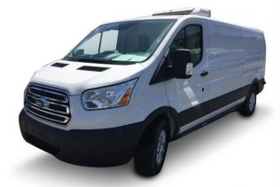 Refrigerated Cargo Van