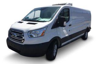 Refrigerated Cargo Van