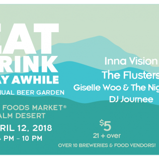 Whole Foods Market Kicks Off Coachella Festivities with Annual Beer Garden