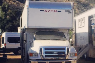 Camera Truck – 18 Foot Box