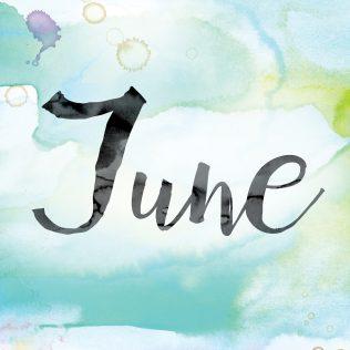 June at Avon