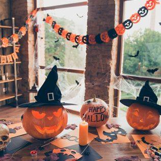 EASY & SPOOKY DIY Halloween Decoration Ideas!