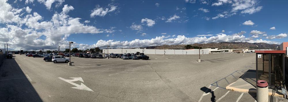 Avon Studio Parking - Burbank Airport Lot B - 1