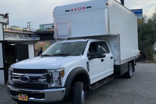 3 Ton – Crew Cab 12 Foot Box – Shorty Forty